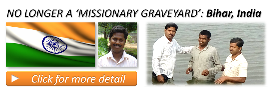 No Longer a Missionary Graveyard – Paul Sundar Raj Slider