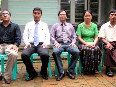 MYANMAR – Pastor Kenneth's Bible School re-opens