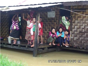 MYANMAR – Please pray for those suffering from the flooding