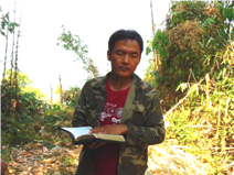 MYANMAR – THE WORD MISSION's outreach to unreached areas – Le Tu people.