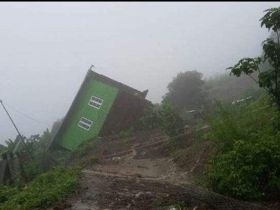 MYANMAR | Storm damage takes its toll!
