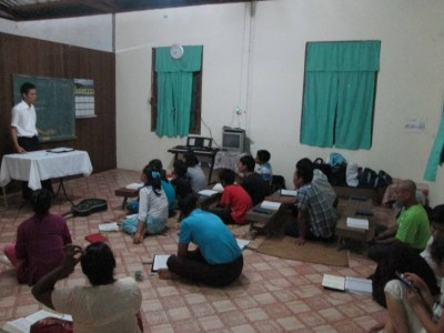 MYANMAR – Outreach ministry of the Fellowship Bible Church of Myanmar