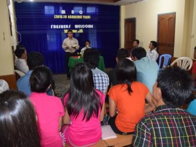MYANMAR | Need for teachers of English