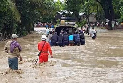 MYANMAR | Flood Relief