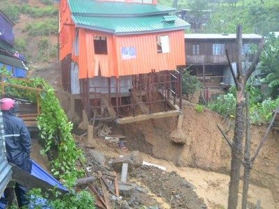 MYANMAR | Storm damage continues to takeits toll!