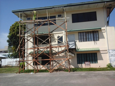PHILIPPINES | ORO BIBLE COLLEGE – Praise the Lord for repairs
