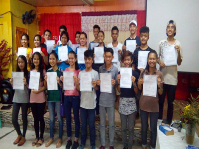 PHILIPPINES | ADVENT CHRISTIAN MOVEMENT (ACM) MANILA – Young people