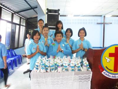 Thailand | CHRISTIAN MISSION NARATCHAKWAI – MOTHERS' DAY CELEBRATION