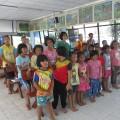 THAILAND – CHRISTIAN MISSION NARATCHAKWAI – Ploy returns.