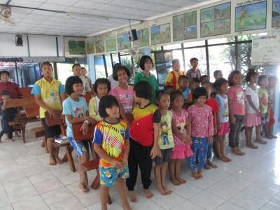 THAILAND | CHRISTIAN MISSION NARATCHAKWAI – Ploy returns.