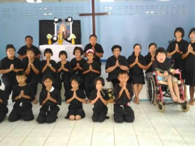 THAILAND | Christ for All People Churches Association and Christian Mission pay respect to their late king