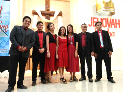 PHILIPPINES| News from ORO BIBLE COLLEGE