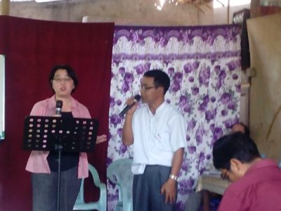 MYANMAR – ADVENT CHRISTIAN CHURCH of MYANMAR trains its church planters