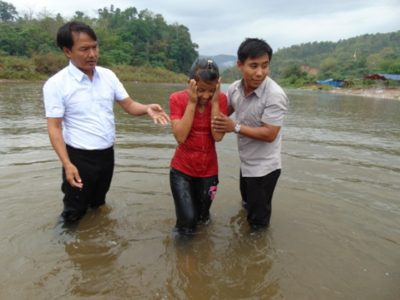 MYANMAR – OUTREACH by a team from THE WORD MISSION – Pastor Joseph