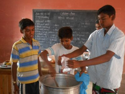 INDIA | YESUWAY JEEVAN MISSION Ministry Partner – CHRIST SPECIAL HIGH SCHOOL at Sangkarapuram
