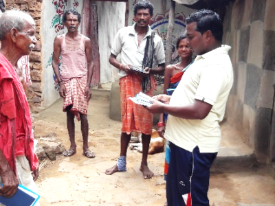 INDIA | YESUWAY JEEVAN MISSION Ministry Partner – PASTOR PANI in ODISHA