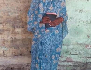 India – Bihar – Pray for the safety of Shabila Devi