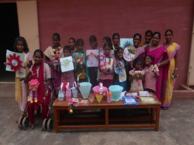 INDIA | Jesuway Jeevan Mission Ministry partner – Christ Special High School
