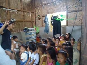 PHILIPPINES – ORO BIBLE COLLEGE – CHILDREN'S OUTREACH MINISTRY