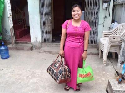 MYANMAR – CHURCH PLANTER