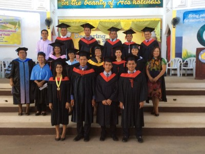 PHILIPPINES – Annual Report from Oro Bible College