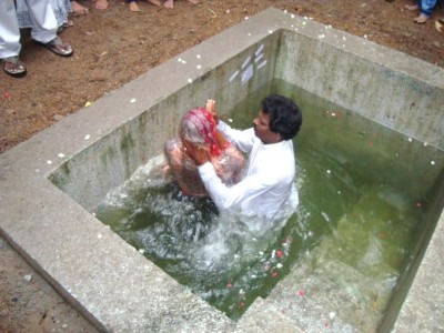 INDIA | Advent Christian Conference of India – baptisms at Palavakkam