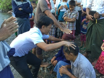 MYANMAR | Outreach to remote areas