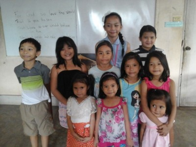 PHILIPPINES | ORO BIBLE COLLEGE