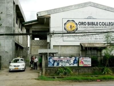 PHILIPPINES | ORO BIBLE COLLEGE, Cagayan de Oro