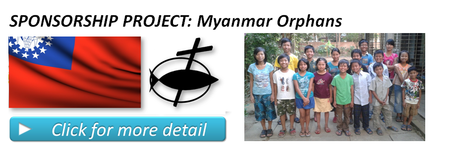 Myanmar Orphans Fund-raising Project