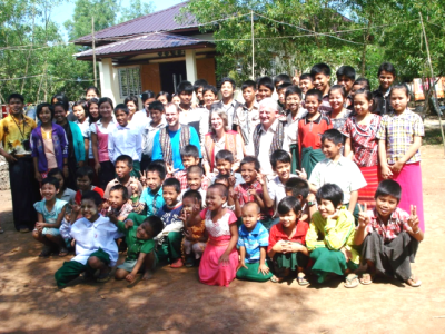 MYANMAR | Care of Orphans and Underprivileged Children