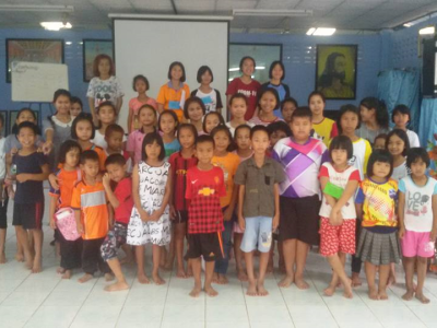Thailand | CHRISTIAN MISSION NARATCHAKWAI – Children's Bible and English Camp