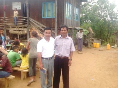 MYANMAR | Pastor Timothy visits Chin State to preach