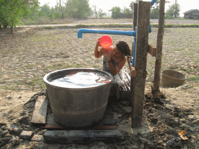 MYANMAR | EXTREMELY HOT WEATHER CAUSES WATER SHORTAGE throughout the country