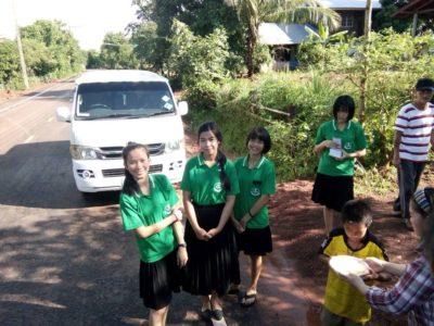 THAILAND – CHRISTIAN MISSION NARATCHAKWAI