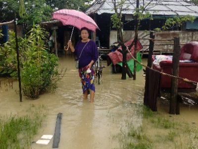 MYANMAR – ADVENT CHRISTIAN CHURCH OF MYANMAR – Pastor Timothy Aug 2017