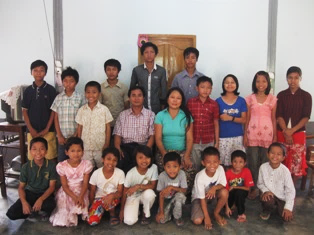 MYANMAR | Update from Pastor Kenneth