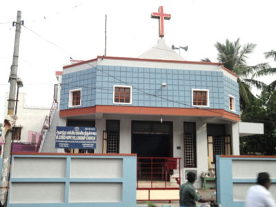 "INDIA | Fellowship of Blessed Hope churches ""captured"" by ""rebel"" pastors returned to FBHC control."