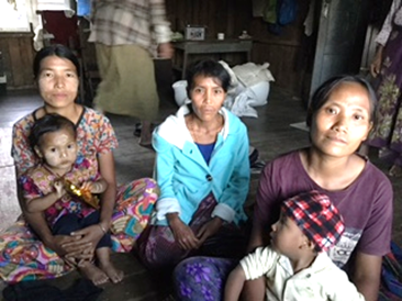 MYANMAR | Report on Brother Joseph's outreach to Magone