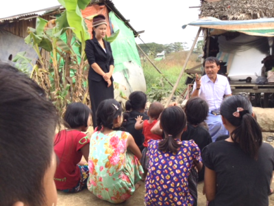MYANMAR | Pastor Joseph again reaches out to those in unreached people groups.