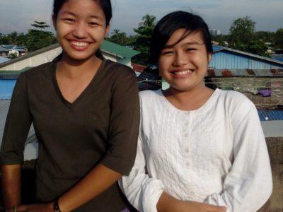 MYANMAR | Pastor Timothy. Baptises seven new Christian to celebrate Christmas!