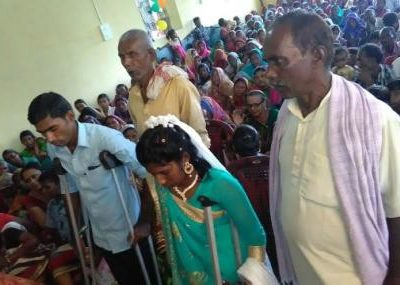 INDIA | BIHAR – God's people give generously to meet a need!