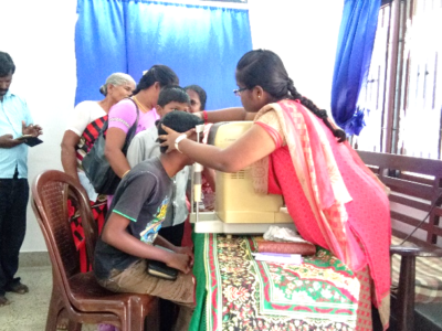 INDIA – Report from FBHC Church at RAMAPURAM, CHENNAI