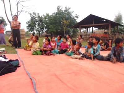 MYANMAR – Outreach to the unreached by Pastor Joseph's THE WORD MISSION