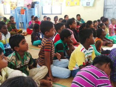 INDIA | VACATION BIBLE SCHOOL | Senthil Nagar, Chennai Church