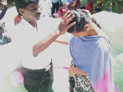 INDIA | FELLOWSHIP OF BLESSED HOPE CHURCH at Periyakulam