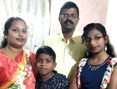 INDIA | FELLOWSHIP OF BLESSED HOPE CHURCHES – Pastor Lawrence