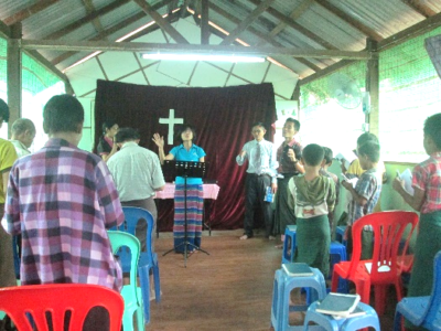 MYANMAR | Advent Christian Conference of Myanmar | Report from Pastor David