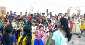 INDIA – VACATION BIBLE SCHOOL