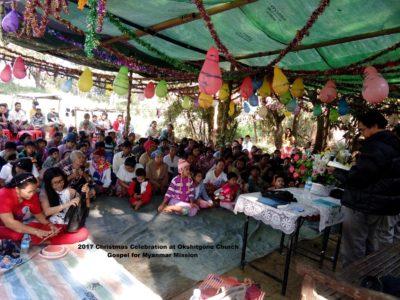MYANMAR – GOSPEL for MYANMAR activities